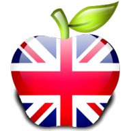 The English Apple Man logo