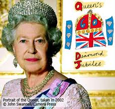 Her Majesty The Queen celebrates her Diamond Jubilee