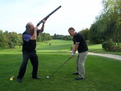 The English Apple Man and Simon Moore