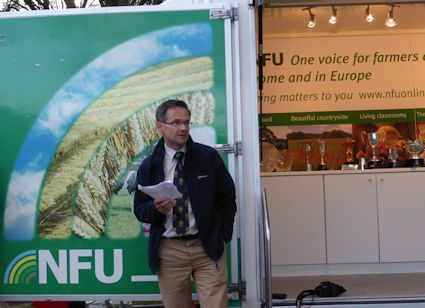 William White - South East Director - NFU