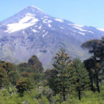 Chile - a diverse mix of mountains and fertile soils
