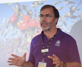 John Marklew explains the science of breeding new varieties