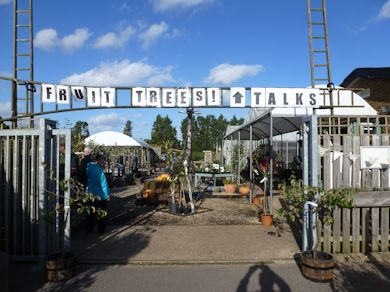 Heritage Fruit Tree Nursery at Brogdale
