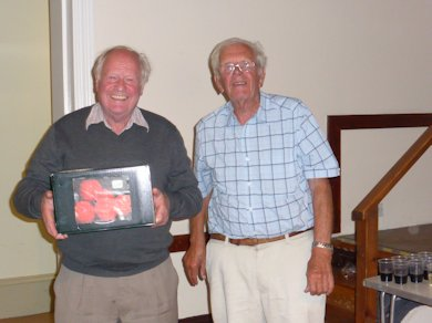 Harry Wooldridge and Roger Worraker